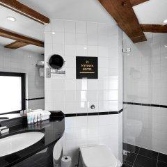 Отель 71 Nyhavn Hotel Дания, Копенгаген - отзывы, цены и фото номеров - забронировать отель 71 Nyhavn Hotel онлайн ванная