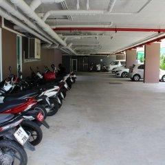 Отель Ozone Condotel Apt 602 парковка