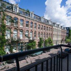 Отель Oud-West Area Apartments Нидерланды, Амстердам - отзывы, цены и фото номеров - забронировать отель Oud-West Area Apartments онлайн балкон