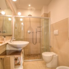 Ferretti Beach Hotel ванная