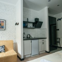 Гостиница Kandinsky Smart Apart в номере фото 2