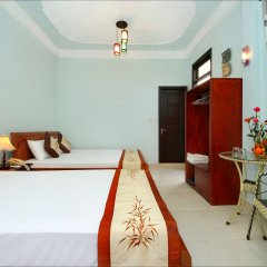 Отель Dong Nguyen Homestay Riverside комната для гостей фото 5