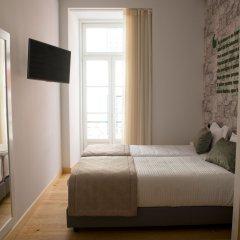Отель Páteo Saudade Lofts комната для гостей фото 4
