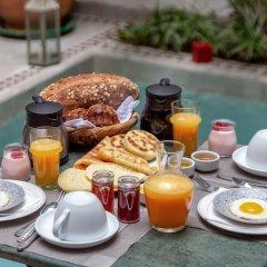 Отель Riad Luxe 36 Марракеш питание фото 2