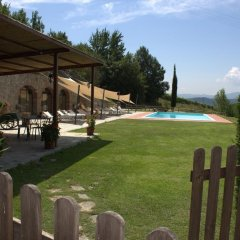 Отель Agriturismo Le Buche di Viesca Реггелло фото 8