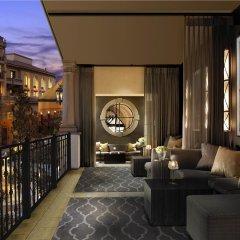 Отель Montage Beverly Hills Беверли Хиллс балкон