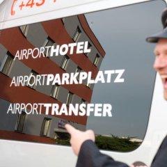 Arion Airport Hotel городской автобус