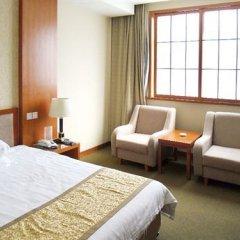 Отель Starway Hotel Nanquan Shanghai Китай, Шанхай - отзывы, цены и фото номеров - забронировать отель Starway Hotel Nanquan Shanghai онлайн комната для гостей фото 2