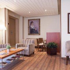 Отель Bonanova Park Испания, Барселона - 5 отзывов об отеле, цены и фото номеров - забронировать отель Bonanova Park онлайн интерьер отеля фото 3