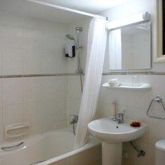 Отель Club Aphrodite Erimi Кипр, Эрими - отзывы, цены и фото номеров - забронировать отель Club Aphrodite Erimi онлайн ванная фото 2