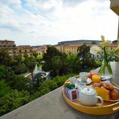 Hotel dei Cavalieri Caserta балкон