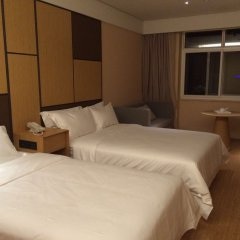 Отель JI Hotel Xi'an Giant Wild Goose Pagoda East Xiaozhai Road Китай, Сиань - отзывы, цены и фото номеров - забронировать отель JI Hotel Xi'an Giant Wild Goose Pagoda East Xiaozhai Road онлайн комната для гостей фото 2