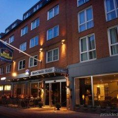 Отель Best Western Plus Hotel Noble House Швеция, Мальме - отзывы, цены и фото номеров - забронировать отель Best Western Plus Hotel Noble House онлайн вид на фасад