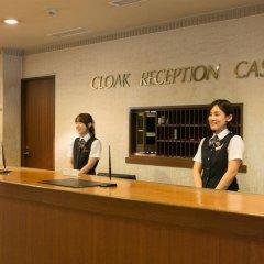 Hotel Sunroute Tochigi Тотиги интерьер отеля фото 2