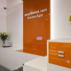 Отель easyHotel Amsterdam City Centre South Нидерланды, Амстердам - 2 отзыва об отеле, цены и фото номеров - забронировать отель easyHotel Amsterdam City Centre South онлайн удобства в номере фото 2