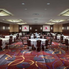 Отель New York Marriott Marquis США, Нью-Йорк - 8 отзывов об отеле, цены и фото номеров - забронировать отель New York Marriott Marquis онлайн помещение для мероприятий