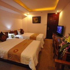 Отель Saigon Sun Pham Hung Ханой комната для гостей