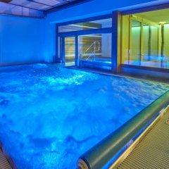 Отель Aspen Alpine Lifestyle Hotel Швейцария, Гриндельвальд - отзывы, цены и фото номеров - забронировать отель Aspen Alpine Lifestyle Hotel онлайн бассейн фото 2