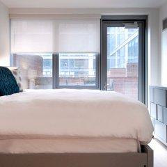 Отель Global Luxury Suites in Capitol Riverfront комната для гостей фото 3