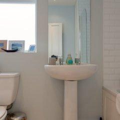 Отель Beautiful 1 Bedroom Flat in Stoke Newington ванная