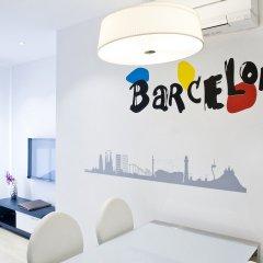Отель Home To Home Барселона сауна