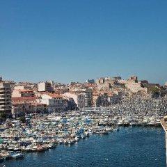 Отель Escale Oceania Marseille Марсель бассейн