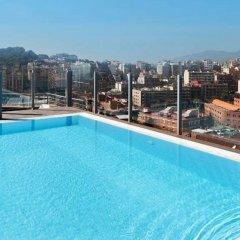 Отель Catalonia Park Güell бассейн фото 5
