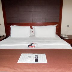 Отель Park Inn by Radisson, Lagos Victoria Island комната для гостей фото 4