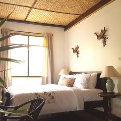 Отель Villa Mungkala Бангкок комната для гостей фото 4
