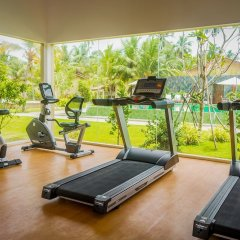 Отель Villa Wadduwa фитнесс-зал