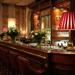 Hotel Le Plaza Brussels гостиничный бар