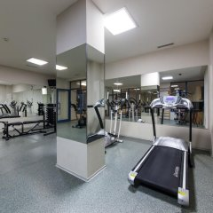 Azalia Hotel Balneo & SPA фитнесс-зал фото 2
