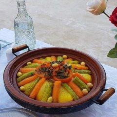 Отель Al Baraka des Loisirs Марокко, Уарзазат - отзывы, цены и фото номеров - забронировать отель Al Baraka des Loisirs онлайн питание фото 2
