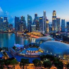 Отель Grand Hyatt Singapore Сингапур, Сингапур - 1 отзыв об отеле, цены и фото номеров - забронировать отель Grand Hyatt Singapore онлайн фото 2