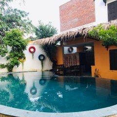 Отель OHANA Garden Boutique Villa бассейн