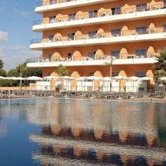 Hotel Apartamento Balaia Atlantico пляж