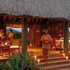 Отель Emaho Sekawa Fiji Luxury Resort Савусаву бассейн