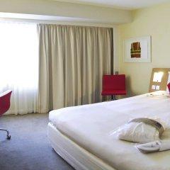 Отель Novotel Edinburgh Park Великобритания, Эдинбург - 1 отзыв об отеле, цены и фото номеров - забронировать отель Novotel Edinburgh Park онлайн комната для гостей фото 5