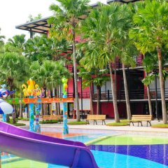 Отель Nongnooch Garden Resort бассейн