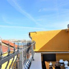 Emil House Apart Hotel Турция, Стамбул - отзывы, цены и фото номеров - забронировать отель Emil House Apart Hotel онлайн балкон
