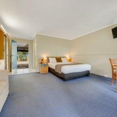 Отель MAS Country Gladstone Palms Motor Inn комната для гостей фото 3