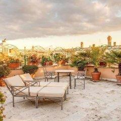 Отель Exclusive Terrace Largo Argentina Италия, Рим - отзывы, цены и фото номеров - забронировать отель Exclusive Terrace Largo Argentina онлайн бассейн