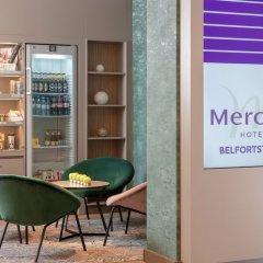 Отель Mercure Hotel Köln Belfortstraße Германия, Кёльн - 8 отзывов об отеле, цены и фото номеров - забронировать отель Mercure Hotel Köln Belfortstraße онлайн спа фото 2