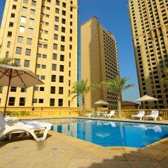 Suha Hotel Apartments by Mondo бассейн