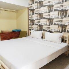 Отель Steve Boutique Hostel Таиланд, Бангкок - отзывы, цены и фото номеров - забронировать отель Steve Boutique Hostel онлайн комната для гостей фото 4