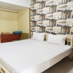 Steve Boutique Hostel Бангкок комната для гостей фото 4