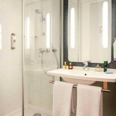 Отель ibis Paris 17 Clichy-Batignolles - formerly Berthier Франция, Париж - 10 отзывов об отеле, цены и фото номеров - забронировать отель ibis Paris 17 Clichy-Batignolles - formerly Berthier онлайн ванная