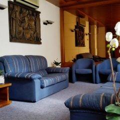 Отель Albergo Delle Alpi Беллуно интерьер отеля фото 3