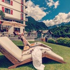 Hotel Tremoggia Киеза-ин-Вальмаленко фото 7