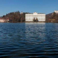Отель Schloss Leopoldskron Meierhof Зальцбург приотельная территория фото 2